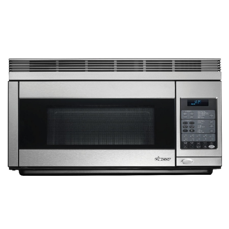 Shop Dacor 1 1 Cu Ft Over The Range Convection Microwave