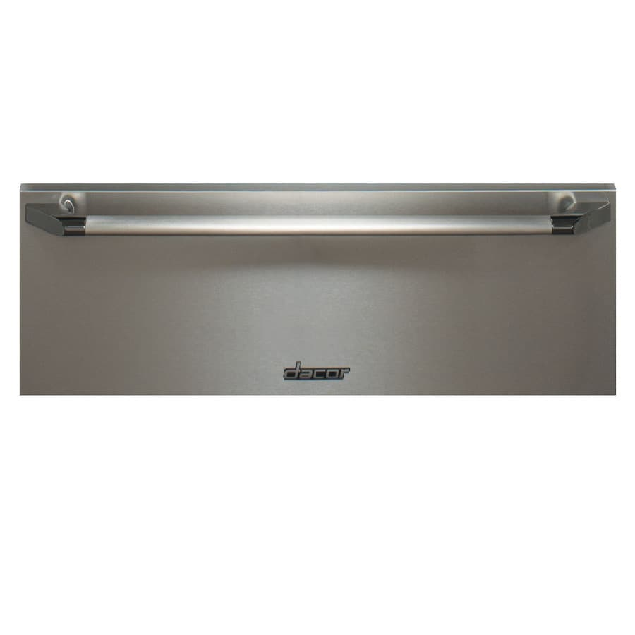 Dacor Warming Drawer (Stainless Steel with Chrome Trim) (Common: 36-in; Actual 36-in)