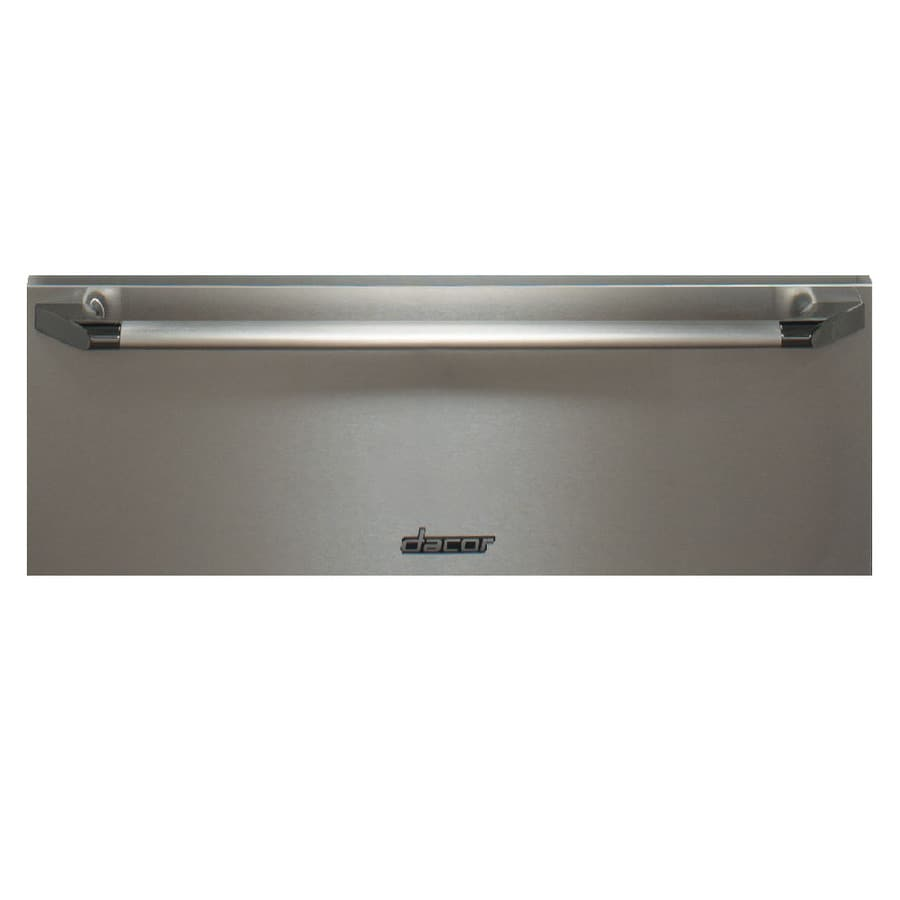 Dacor Warming Drawer (Stainless Steel with Chrome Trim) (Common: 30-in; Actual 30-in)