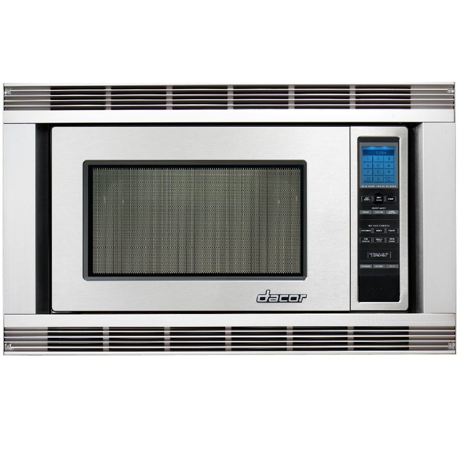 Dacor 27 In Stainless Steel Microwave Trim Kit