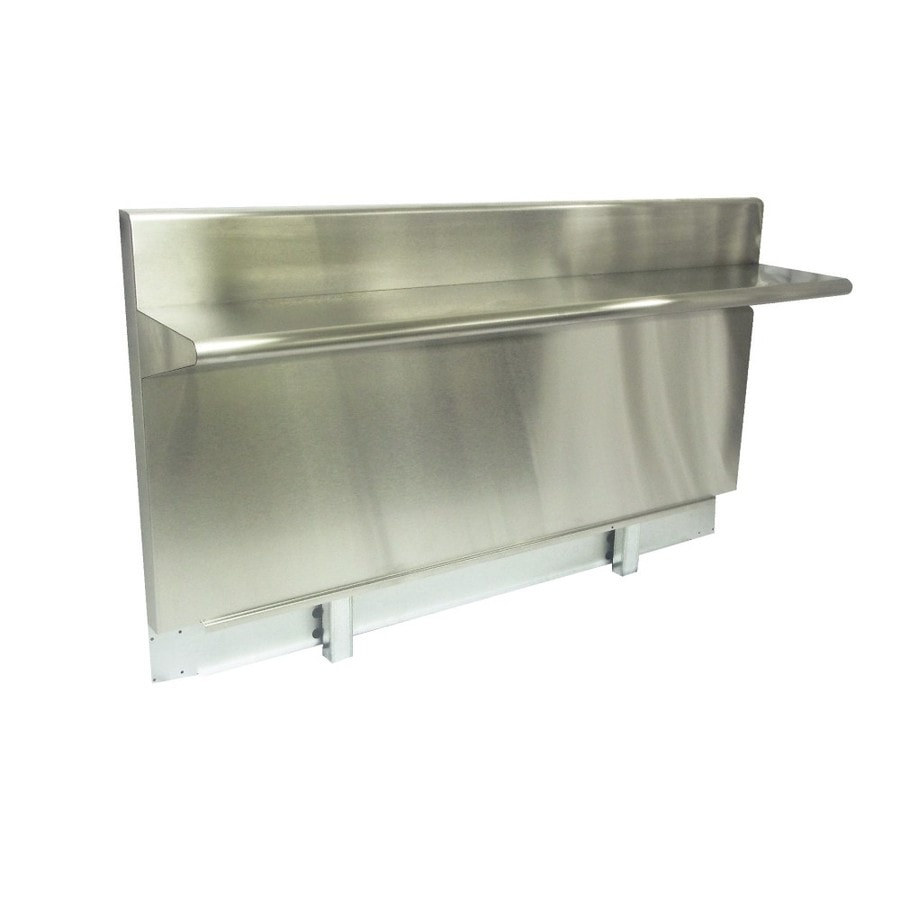 Dacor 24-in Stainless Steel Backguard