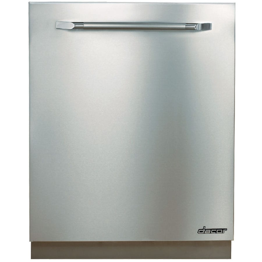 Dacor Renaissance 48-Decibel Built-in Dishwasher (Stainless Steel) (Common: 24-in; Actual: 24-in)