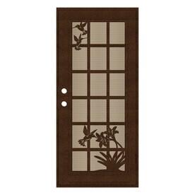 Shop Security Doors At Lowes Com