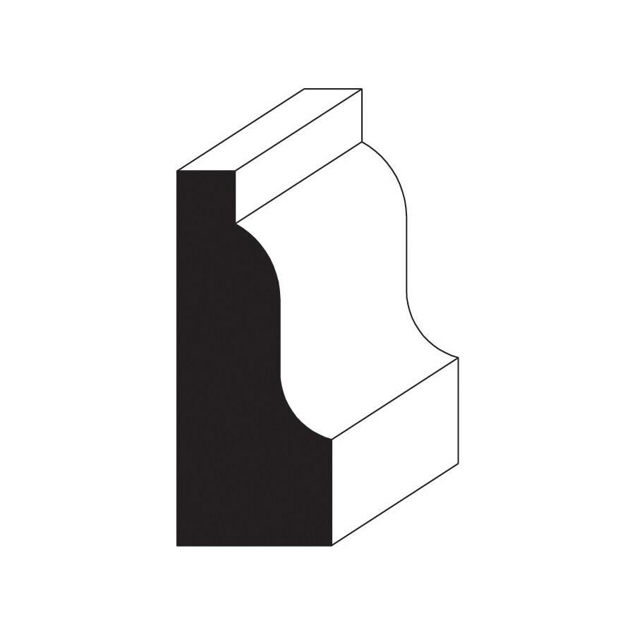 1.625-in x 12-ft Interior Pine Primed Finger Joint Window and Door Casing