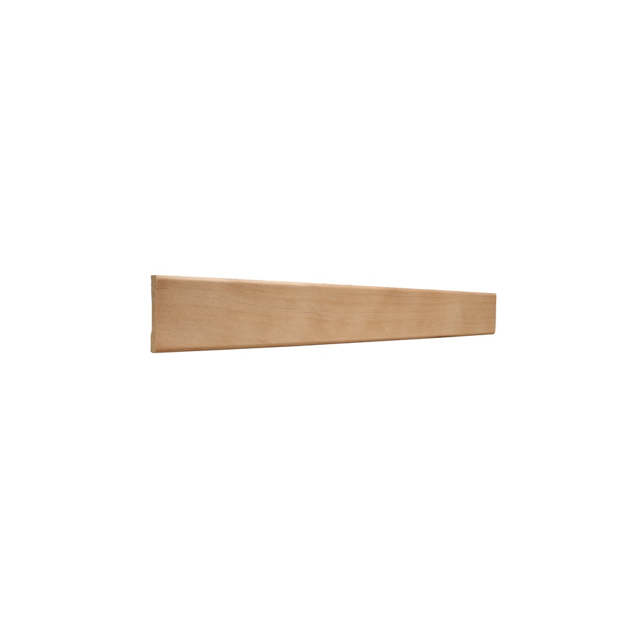 2.25-in x 8-ft Interior Hemlock Baseboard
