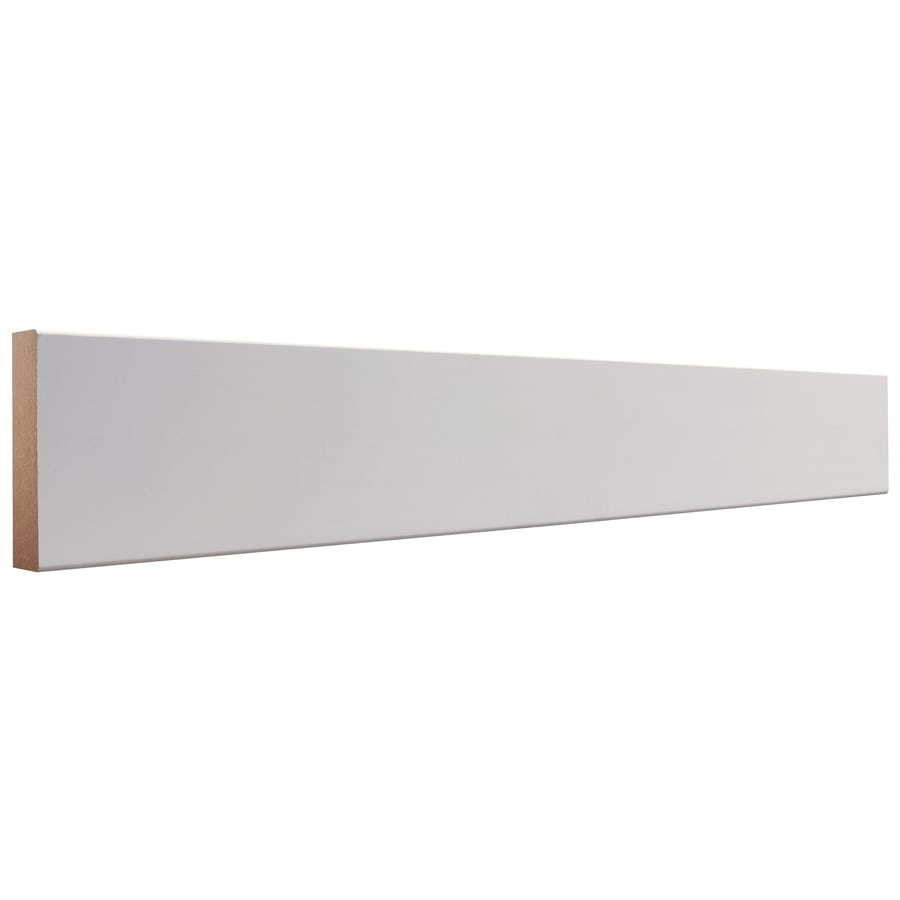 (Common: 1-in x 8-in x 8-ft; Actual: 0.75-in x 7.25-in x 8-ft) Primed Radiata Pine Board