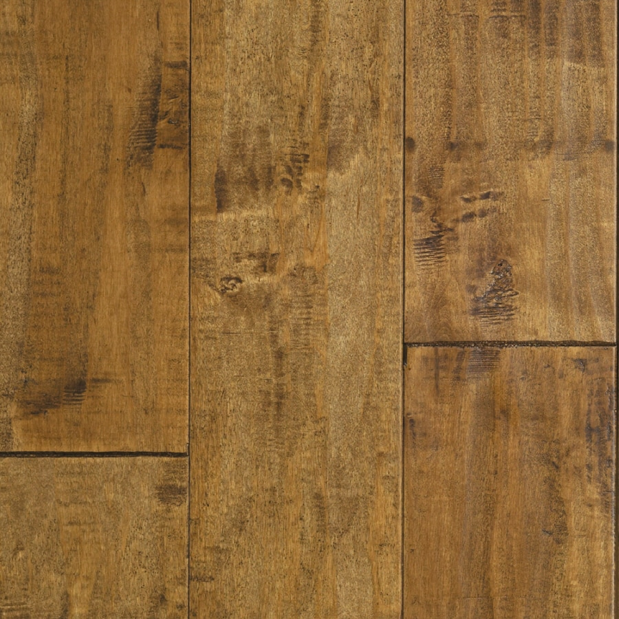 Mullican Flooring Chatelaine 4-in W Prefinished Maple Hardwood Flooring (Autumn)