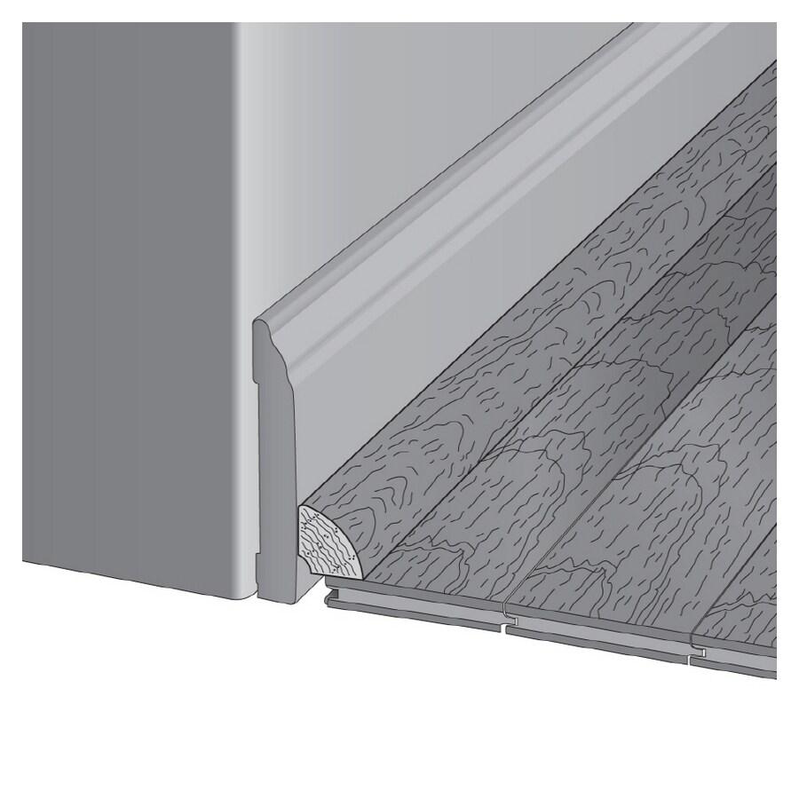 Mullican Flooring 2-in x 78-in Quarter Round Floor Moulding