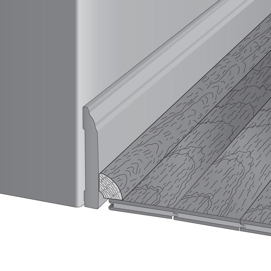 Mullican Flooring 0.75-in x 78-in Oak Quarter Round Floor Moulding