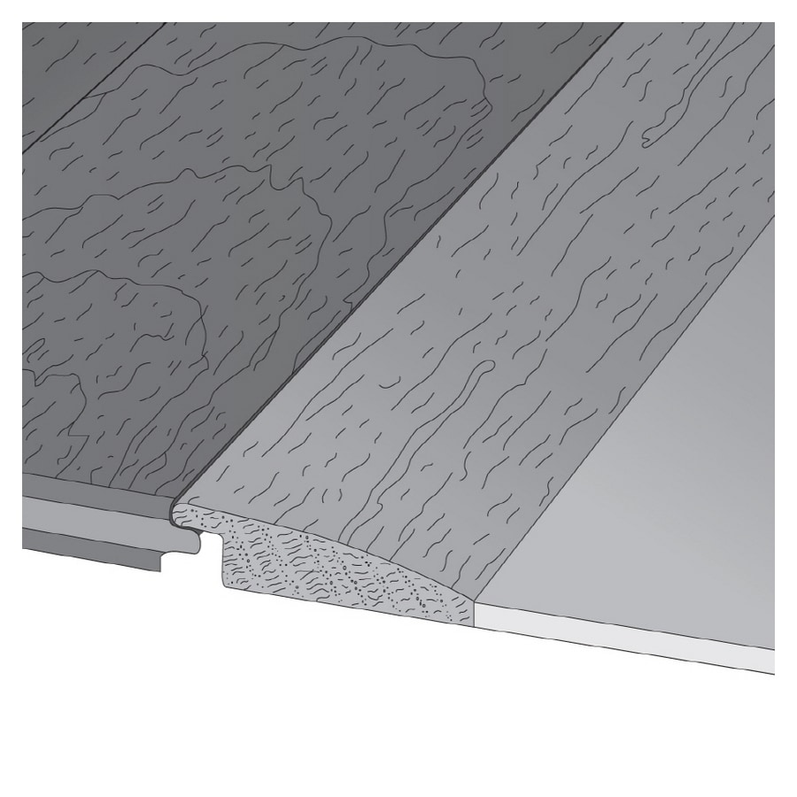 Mullican Flooring 2-in x 78-in Reducer Floor Moulding