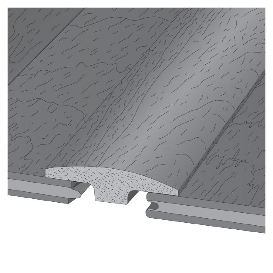 Mullican Flooring 2-in x 78-in Gunstock T-Floor Moulding