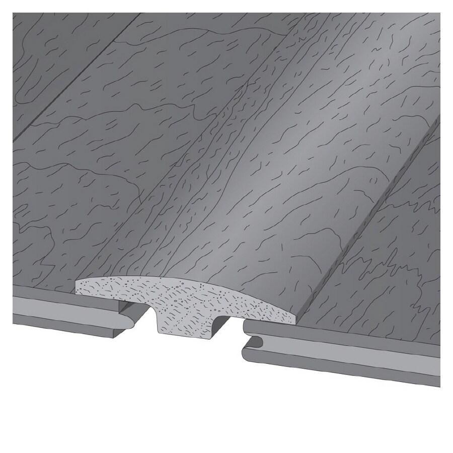 Mullican Flooring 2-in x 78-in Stirrup T-Floor Moulding