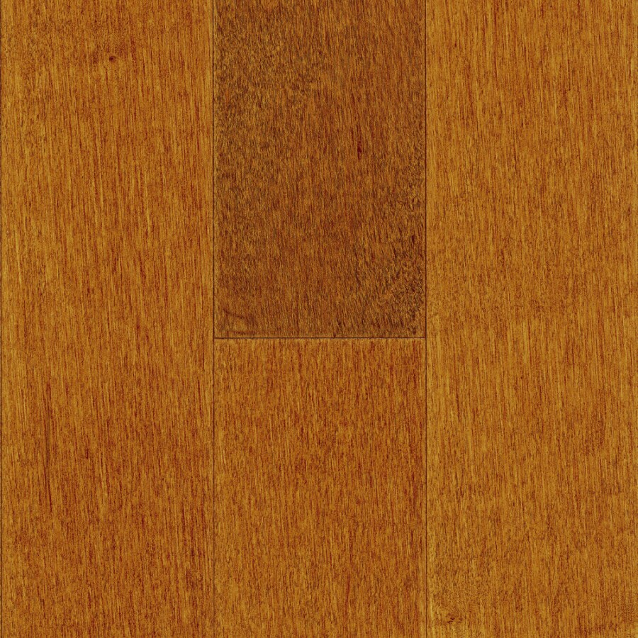 Mullican Flooring Ridgecrest 3-in W Prefinished Maple Engineered Hardwood Flooring (Caramel)