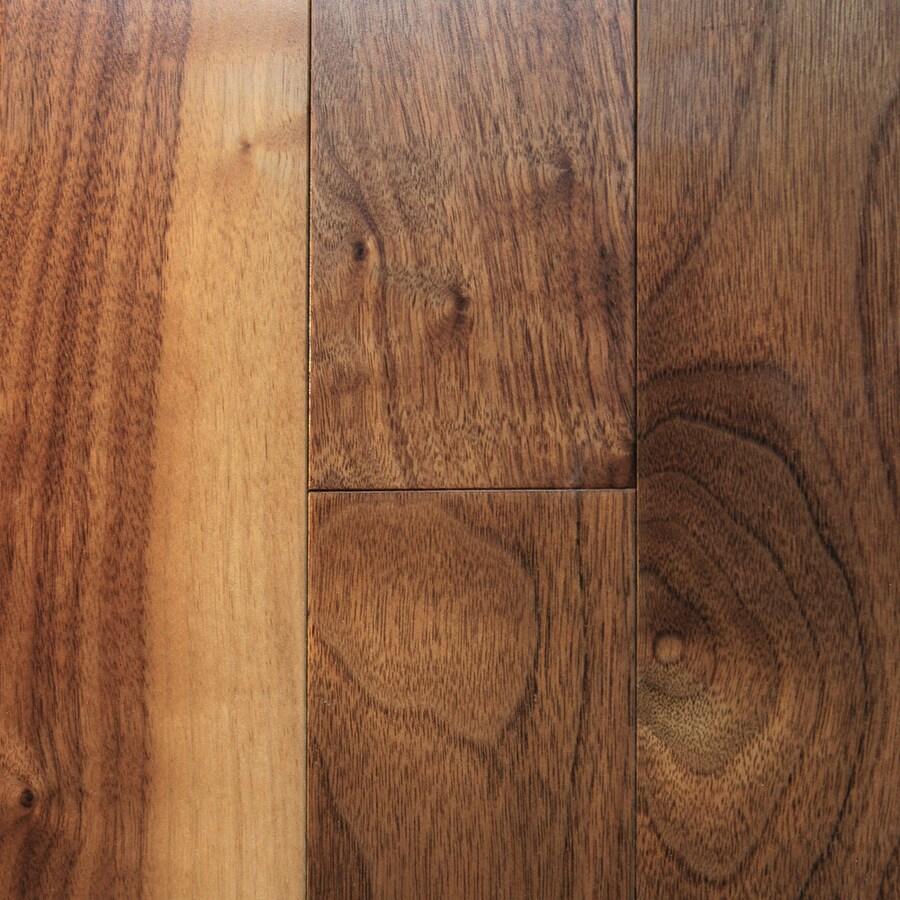 Mullican Flooring Ridgecrest 5-in W Prefinished Walnut Engineered Hardwood Flooring (Natural)