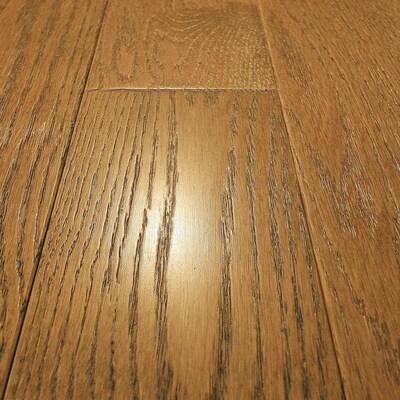Mullican Flooring Frontier 4-in W Prefinished Oak Hardwood