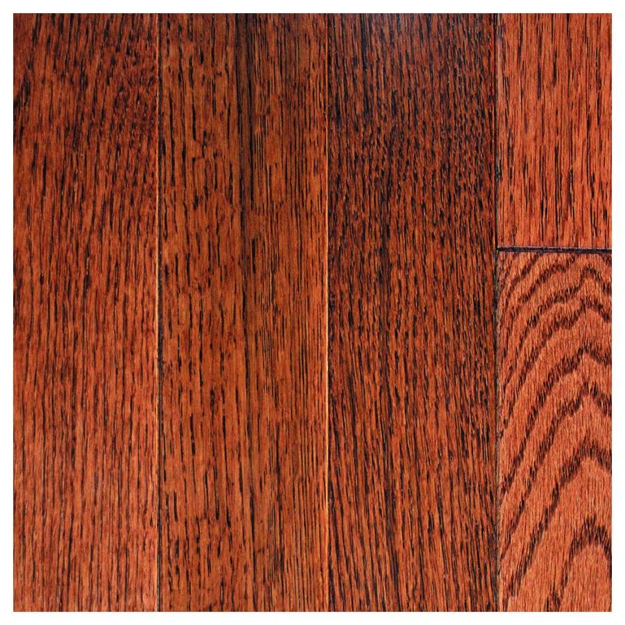 Shop mullican flooring muirfield w prefinished oak for Hardwood floors hurt feet