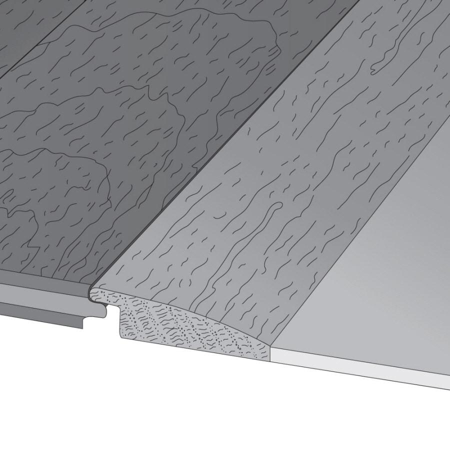 Mullican Flooring 2-in x 78-in Oak Reducer Floor Moulding