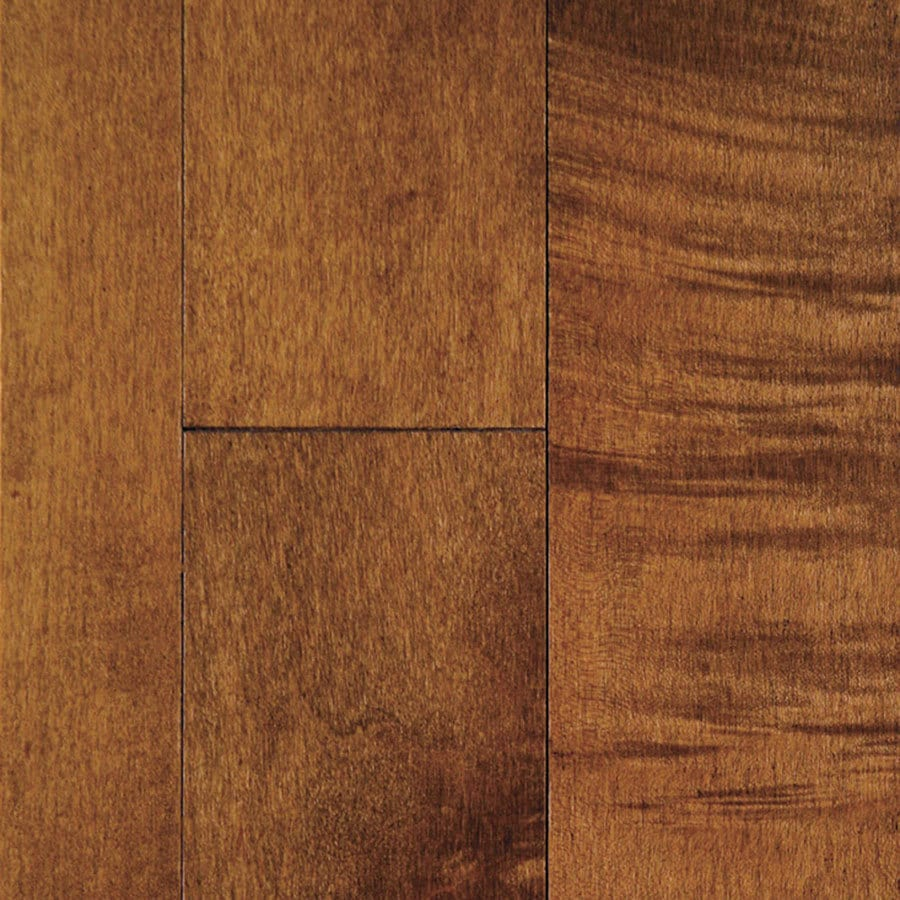 Mullican Flooring Muirfield 4-in Autumn Maple Hardwood Flooring (16-sq ft)