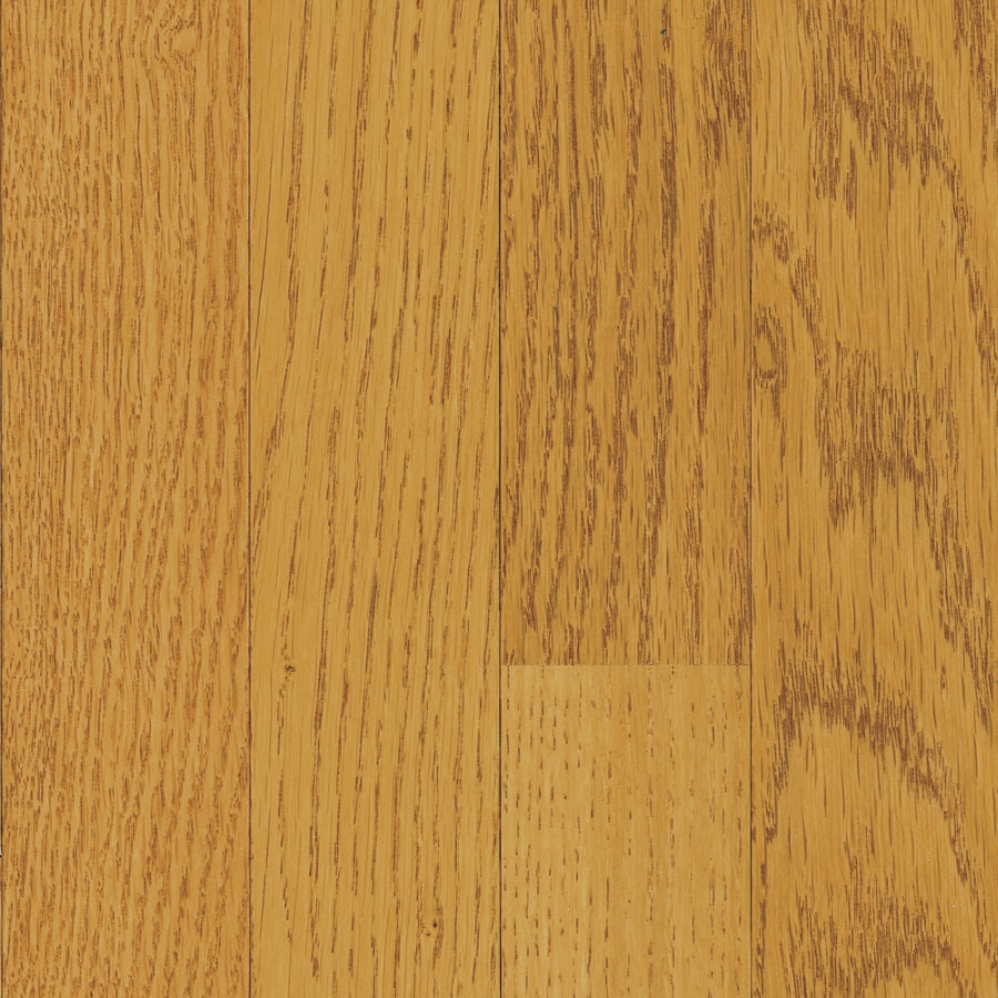 Mullican Flooring St. Andrew 3-in W Prefinished Oak Hardwood Flooring (Caramel)