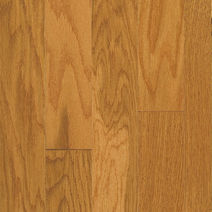 Mullican Flooring St Andrew 3 In W Prefinished Oak Hardwood Stock