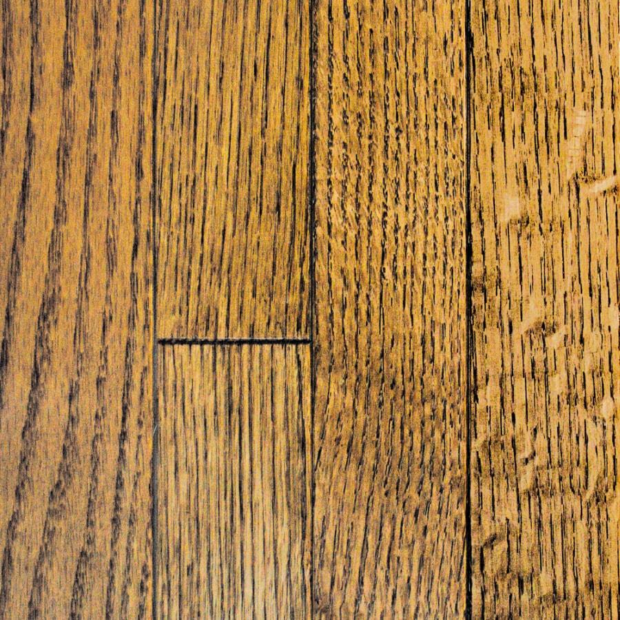 Mullican Flooring St. Andrew 3-in W Prefinished Oak Hardwood Flooring (Saddle)