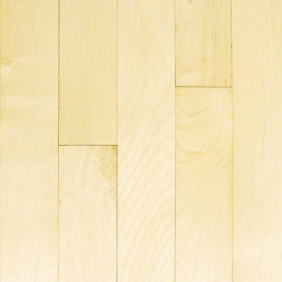 Shop Mullican Flooring Nature 4 In Natural Maple Hardwood: Shop Mullican Flooring Nature 3-in W Prefinished Maple