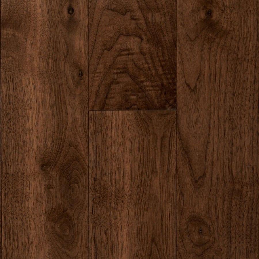 Shop Mullican Flooring Nature 4 In Natural Maple Hardwood: Shop Mullican Flooring Nature 4-in Natural Walnut Hardwood