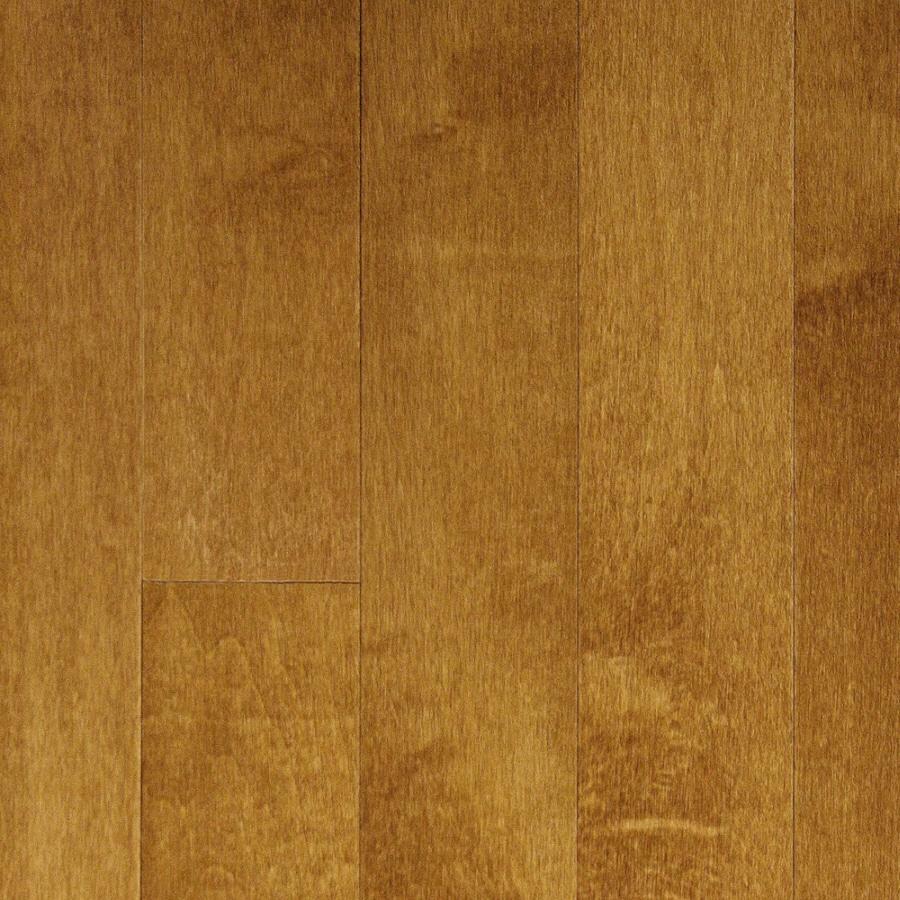 Mullican Flooring Muirfield 3-in Golden Solid Maple Hardwood Flooring (24-sq ft)