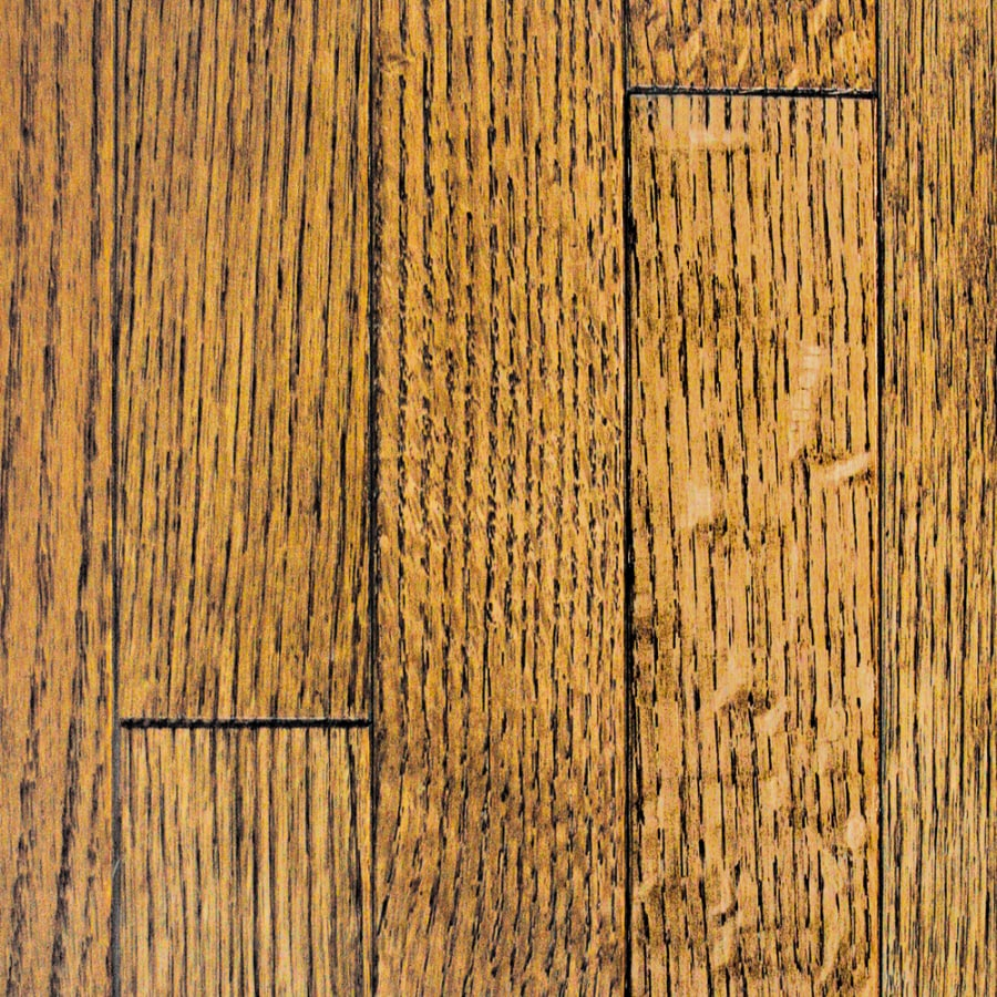 Mullican Flooring Mullican 2.25-in W Prefinished Oak Hardwood Flooring (Antique Gunstock)