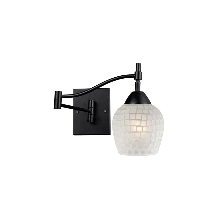 Hubbardton Forge Oculus: Shop Westmore Lighting Celina 22-in W 1-Light Dark Rust