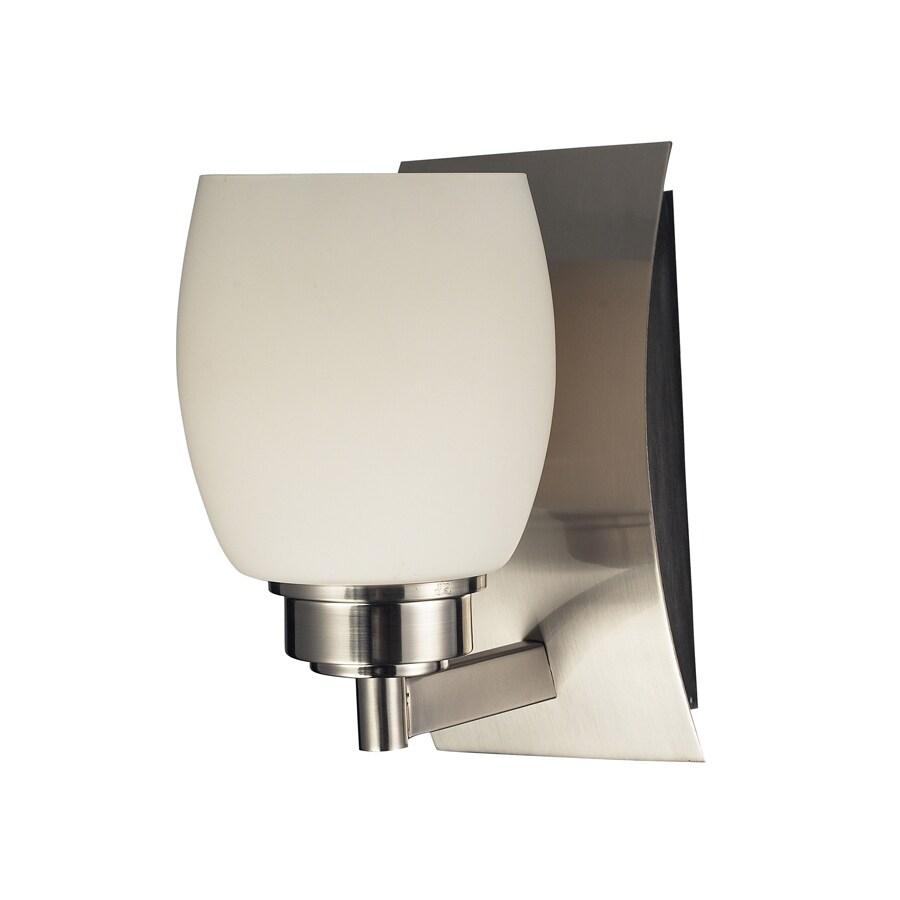 Westmore Lighting Satin Nickel Bathroom Vanity Light At