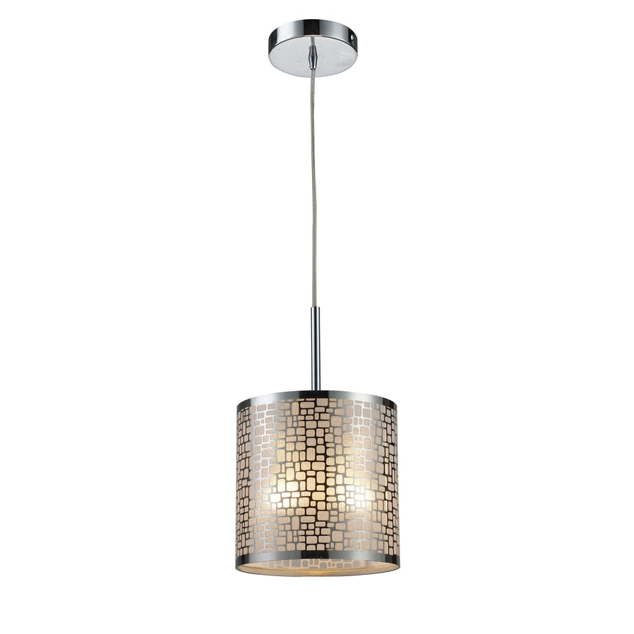 Westmore Lighting Polished Stainless Steel Mini Modern ...