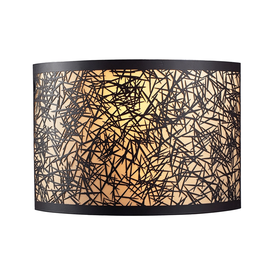 Shop Westmore Lighting 11-in W 1-Light Aged Bronze Pocket Wall ...