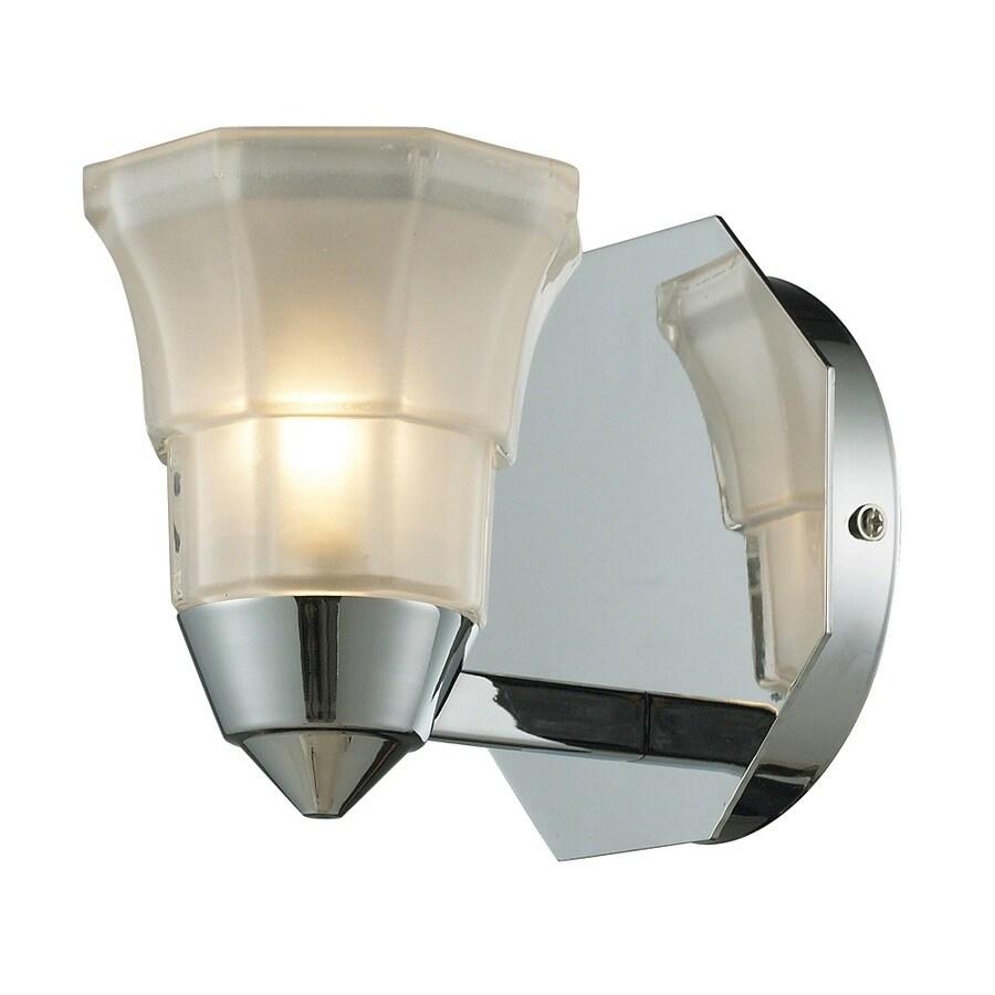 shop westmore lighting 1 light ashfield polished chrome with