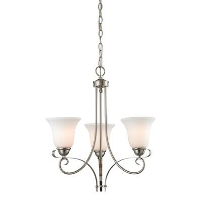 Westmore Lighting Colchester 7 Light Brushed Nickel