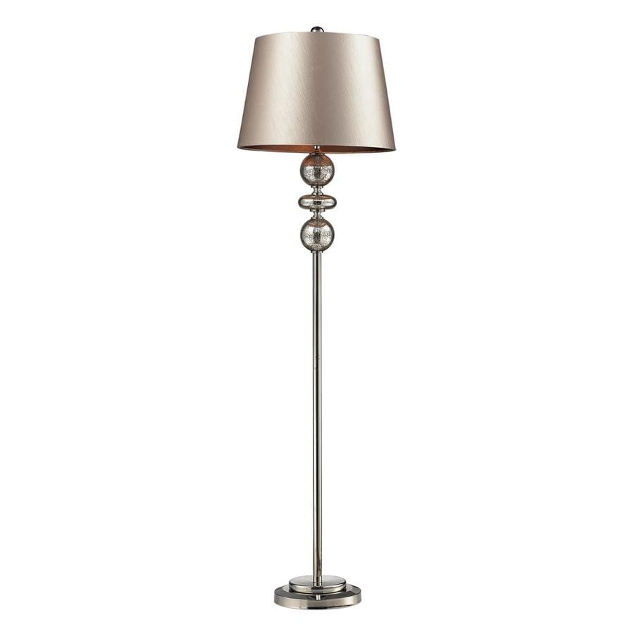 Shop westmore lighting napier 68 in antique mercury 3 way for Livorno 3 way floor lamp