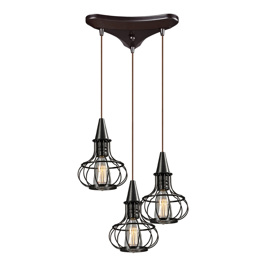 Elk Lighting Yardley: Shop Westmore Lighting Bournemouth Oil Rubbed Bronze