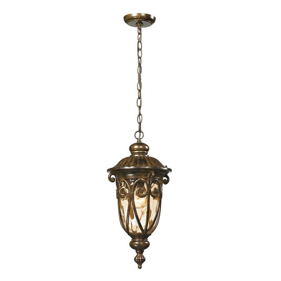 Shop Westmore Lighting Bingley Hazelnut Bronze Standard