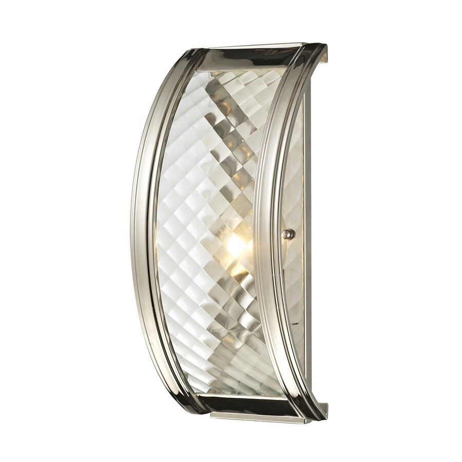 Westmore Lighting Yalding 6-in W 1-Light Oil Rubbed Bronze Candle Hardwired Wall Sconce
