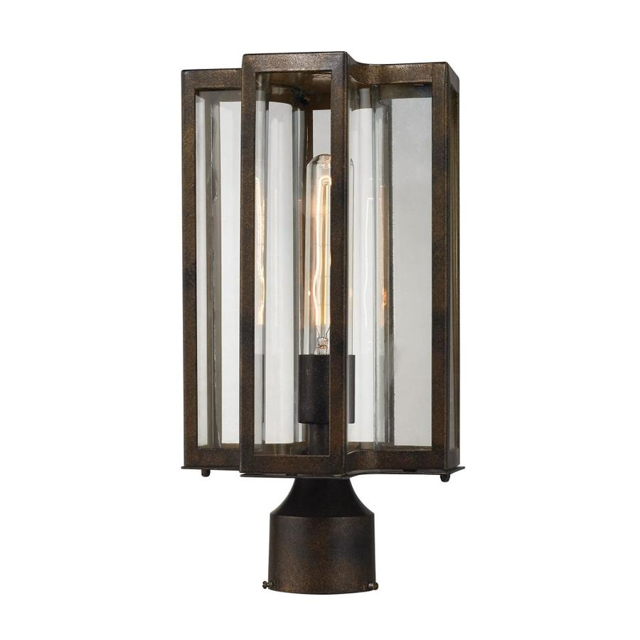 Westmore Lighting Norwood 1-lgt Outdoor Post Lantern At