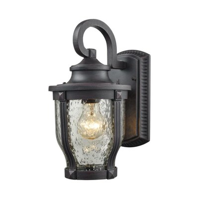Westmore Lighting Marnz 1 Light Outdoor Wall Sconce At Lowes