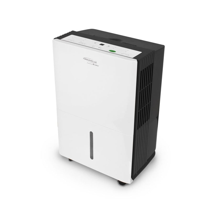 Soleus Powered by Gree 70-Pint 3-Speed Dehumidifier