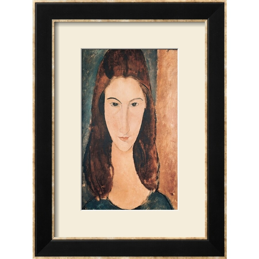 art.com 22-in W x 16-in H Framed Figurative Wall Art