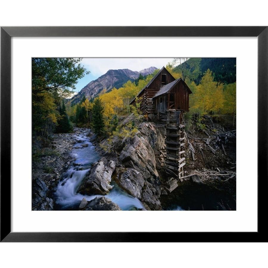 """art.com 24""""W x 30""""H Landscapes Framed Art"""
