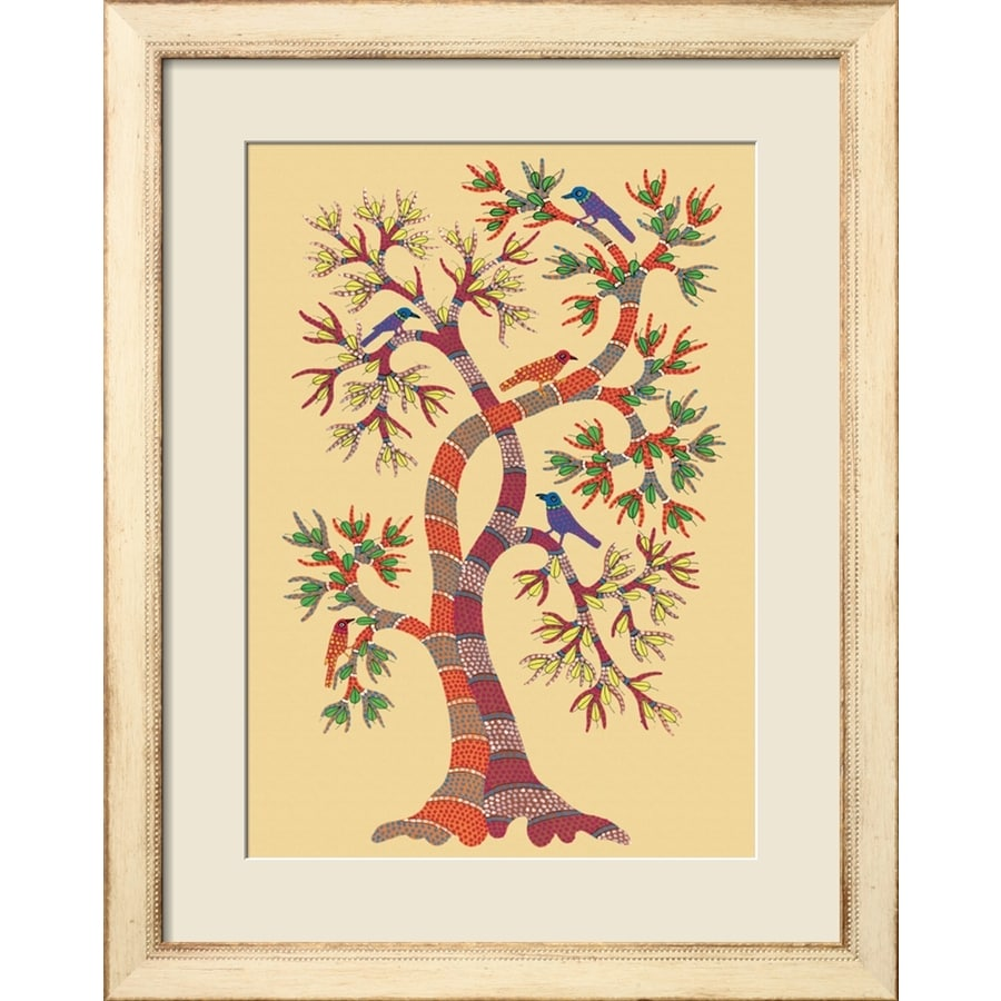 Shop art.com 23-in W x 29-in H Framed Floral & Botanical Wall Art at ...