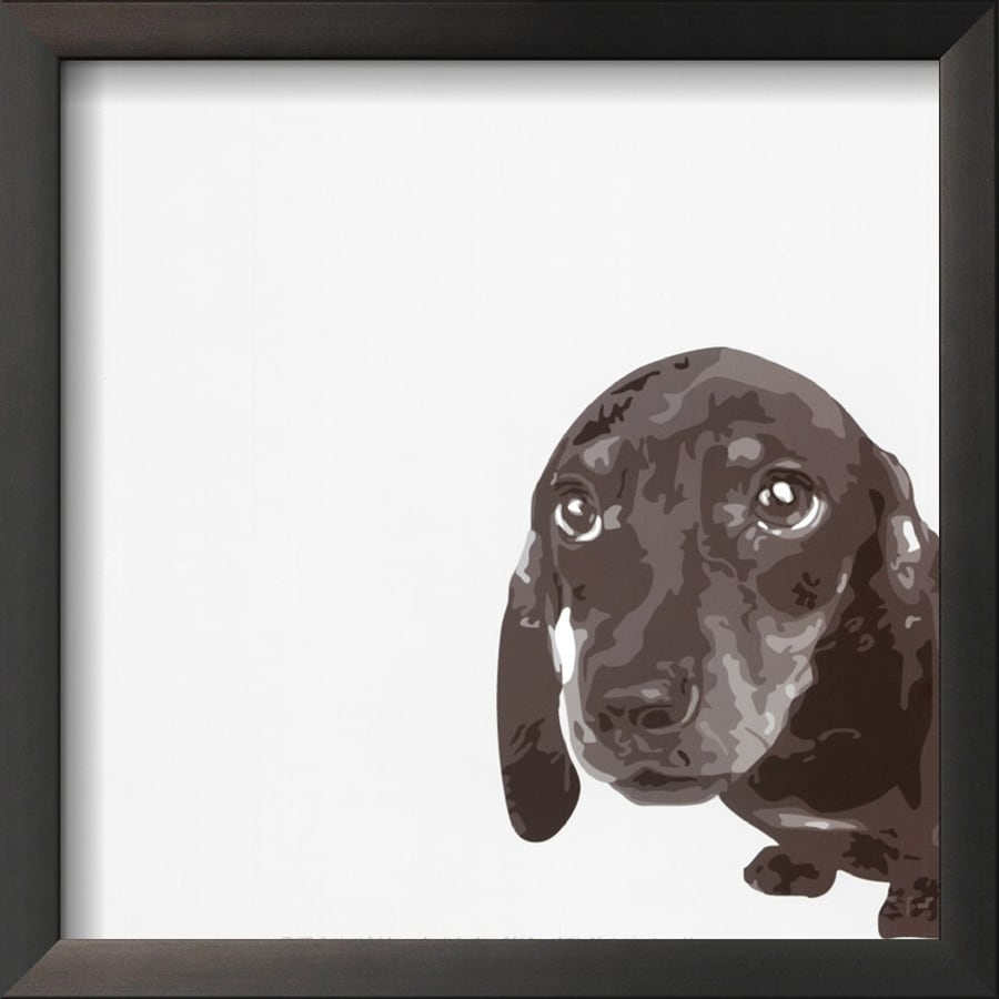 art.com 13-in W x 13-in H Framed Animals Wall Art