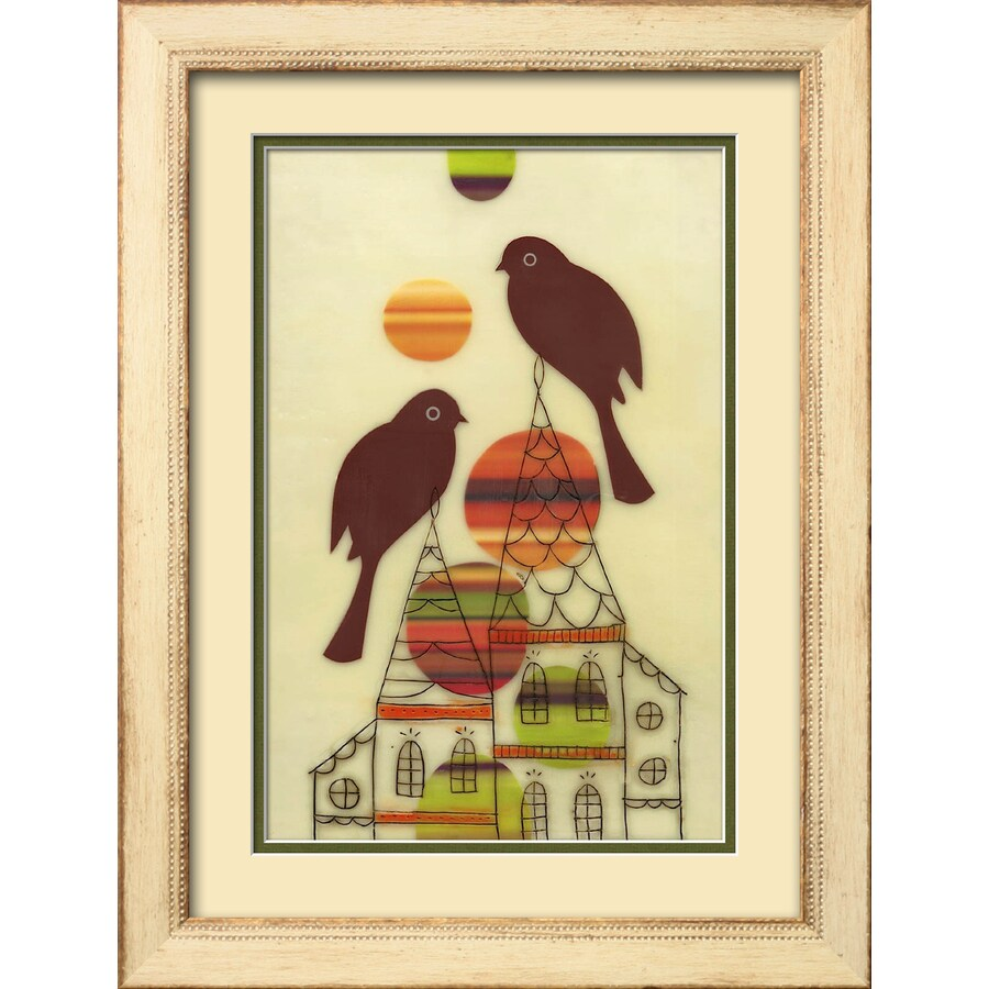 Shop art.com 18-in W x 24.25-in H Framed Animals Wall Art at Lowes.com