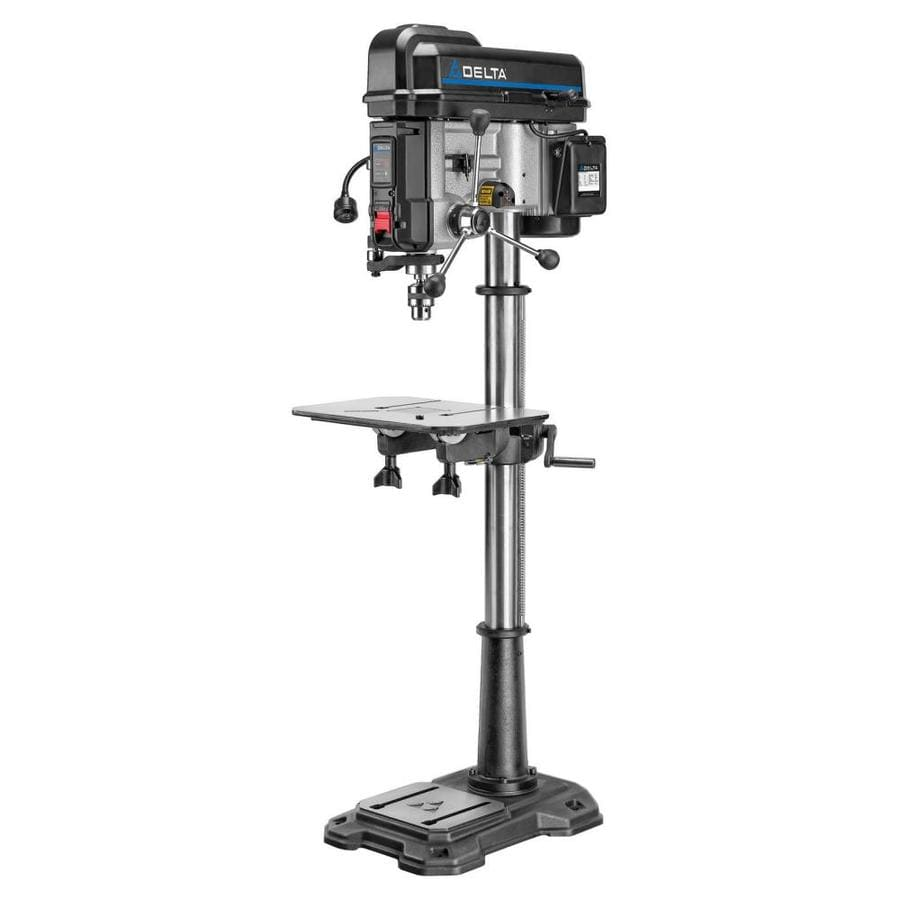 Shop Delta 8 Amp 16 Speed Floor Drill Press At Lowes Com