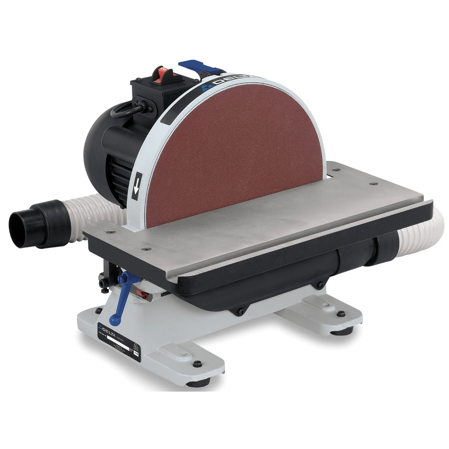shop delta 120 volt 8 amp disc sander at. Black Bedroom Furniture Sets. Home Design Ideas