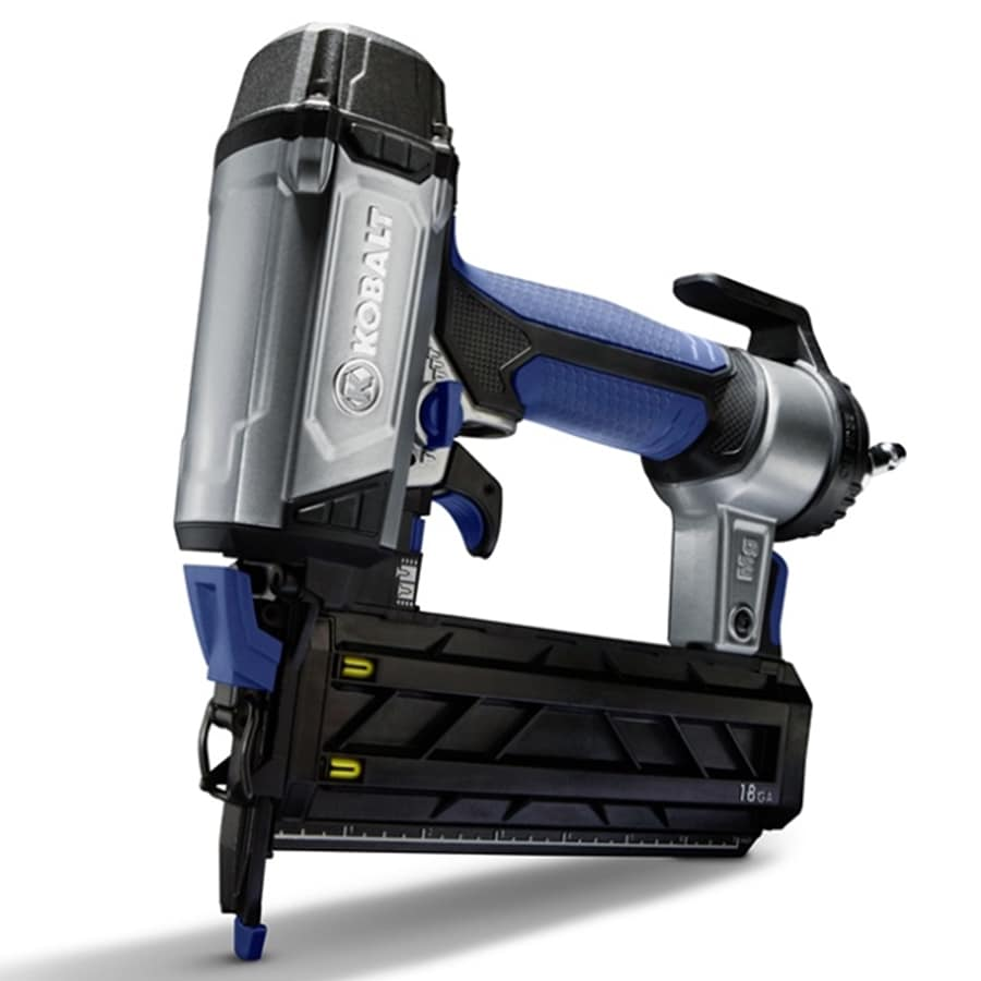 Shop Kobalt Roundhead Brad Pneumatic Nailer at Lowes.com
